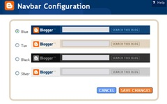 Retirando a Navbar do Blogger (Templates Modificados)